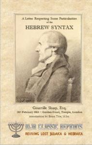Granville Sharps cover
